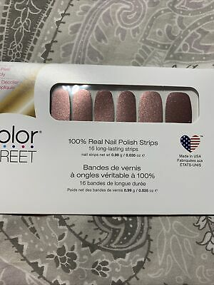 COLOR STREET NAIL STRIPS Gratitude Is Everything ...