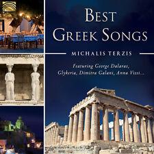 Terzis / Dalaras/ Vissi - Best Greek Songs [New CD]