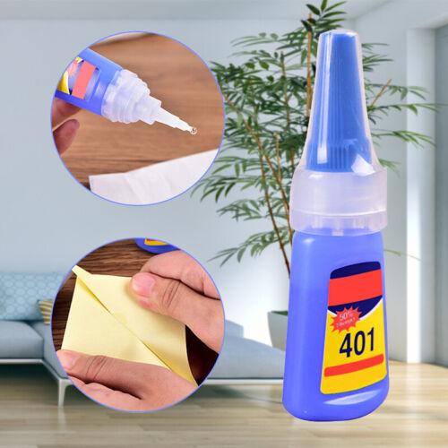 Industrial High Viscosity Superglue 401