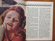 March-1961 TV Guide(LEE  REMICK/ASA MAYNOR/ROSCOE KARNS/JACK BAILEY/RAYMOND BURR