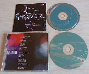 RARE-VERSION-2-CD-ALBUM-SHOWGIRL-HOME-COMING-LIVE-KYLIE-MINOGUE-2007