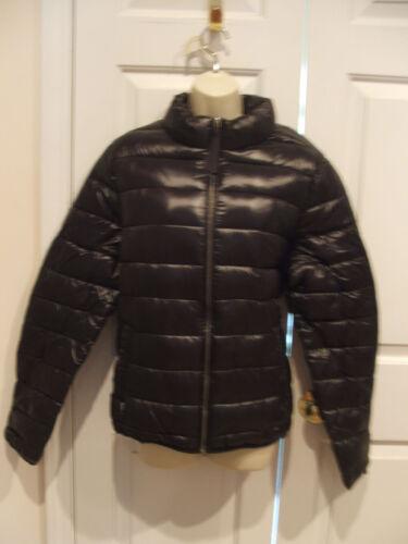 Men Xl Nwt Size 10 Letvægts 12 Black Tall 149 Jacket Warm Puffer 4XxwfqRzX