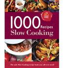 Slow Cooking by Bonnier Books Ltd (Hardback, 2012)
