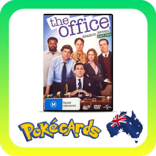 1 of 1 - Office : Season 7 : Part 2 (DVD, 2012, 3-Disc Set) - FREE POSTAGE!