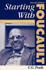 Starting With Foucault: An Introduction to Geneaolgy by C. G. Prado (Paperback, 2000)