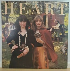 Heart-Little-Queen-Vinyl-Record-LP-Promo-Edition-1977