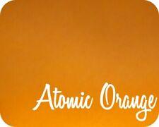 15 X 5 Yards 15 Feet Stahls Fashion Film Electric Htv Orange