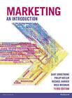 Marketing: An Introduction by Michael Harker, Dr. Philip T. Kotler, Gary Armstrong, Ross Brennan (Paperback, 2015)
