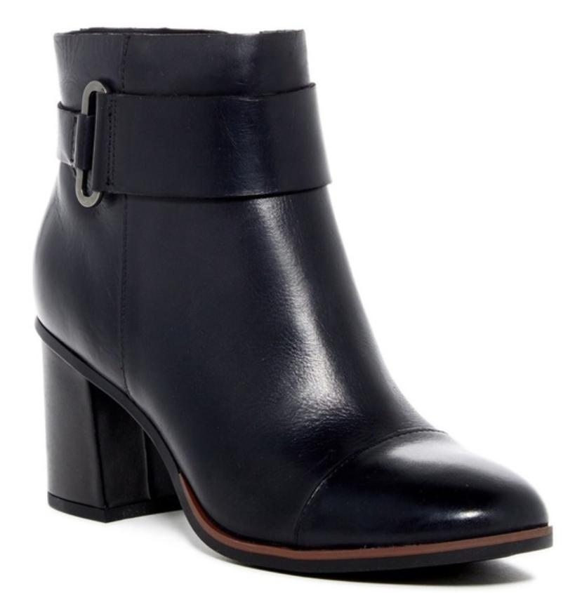 KORKS decola para mujer botas De De De Cuero Negro Talla 8 3099   Descuento del 70% barato
