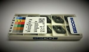 WNMG432-MF4 TM4000 10 PC SECO original inserts WNMG080408-MF4 TM4000