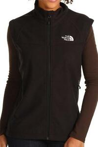 b9793764f Details about NEW THE NORTH FACE WINDWALL 1 Vest TNF Black Women's Small