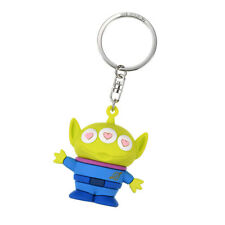 Disney Parks Toy Story Mickey Ears Alien LGM Foam Keychain Key Ring Chain NWT