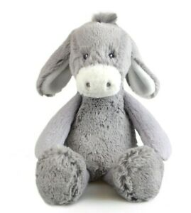 FRANKIE-amp-FRIENDS-DONKEY-PLUSH-SOFT-TOY-28CM-STUFFED-ANIMAL-BY-KORIMCO-BNWT