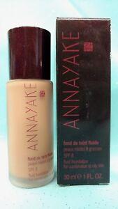 Fluid Spf Dry Beige Skin Annayake 35 Normal Makeup Foundation To 8 nkZ8O0wPNX