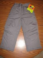 athletech Grey Snow Pants With Tag Size M (8) - A157