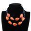 Women-Bohemian-Choker-Chunk-Crystal-Statement-Necklace-Wedding-Jewelry-Set thumbnail 115