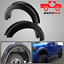 Paintable 2009-2014 Ford F150 Fender Flares Pocket Style Black Riveted 4pc