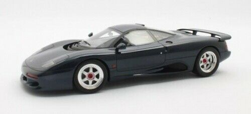 Jaguar XJ-R1990 blue metallic 1:18 Cult Scale Models
