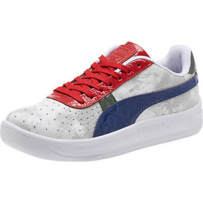 super popular b0dd4 4817d Puma GV Special Gator White # 368304 01 White Navy Red Men SZ 8 - 13 | eBay