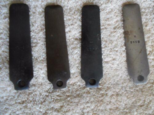 WW2 german well marked K98 8mm mauser rifle part milled triggerguard floorplate
