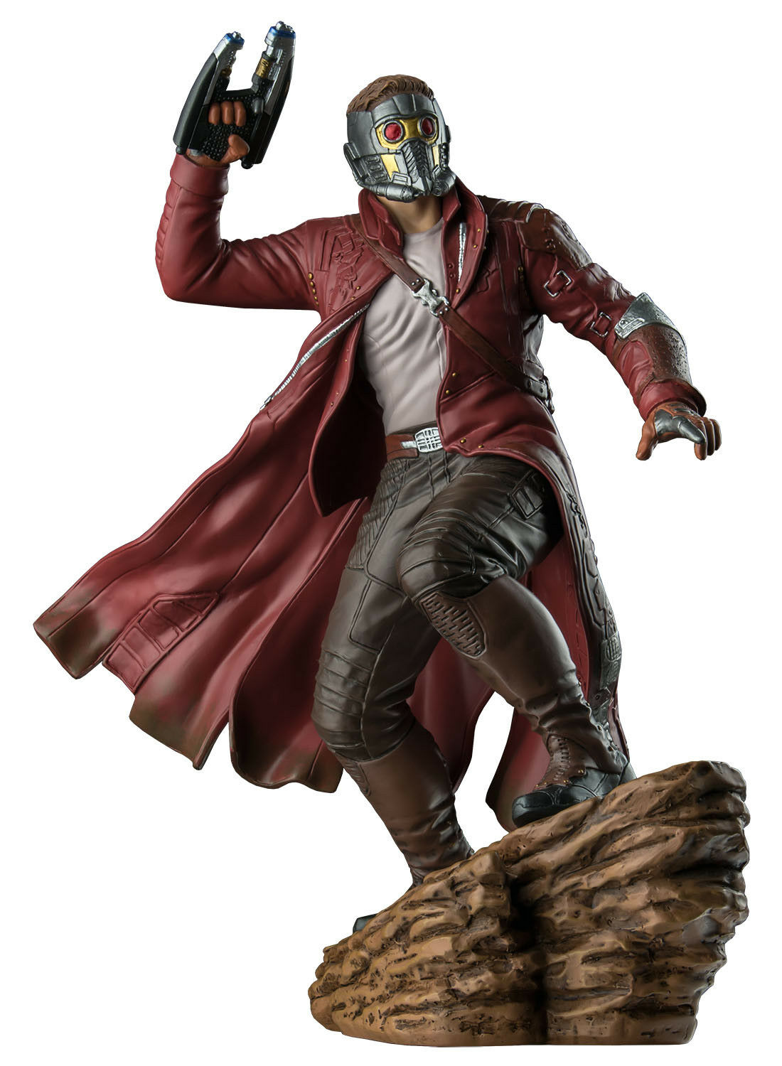 GUARDIANS OF THE GALAXY  Star-Lord 1 6th Scale Statue (Ikon Collectables)  NEW