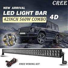 "42"" 560W CREE COMBO LED LIGHT BAR OFFROAD TRUCK Driving Lamp SUV ATV 4x4 4W"