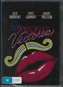 Victor-Victoria-Dvd-Julie-Andrews-Nuevo-y-sellado-de-liberacion-australiano