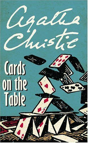 1 of 1 - Cards on the Table (Poirot),Agatha Christie