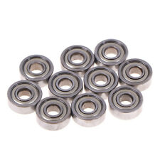 10pcs 5145mm Deep Groove Spherical Carbon Steel Miniature Bearings 605jf