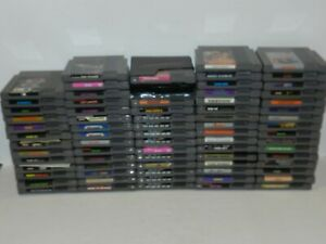 Nintendo-NES-Games-Carts-Fun-You-Pick-amp-Choose-Video-Games-Lot-Tested