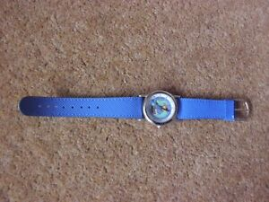 Tintin-Globetrotter-Watch-by-Citime-Tintin-in-Cowboy-Clothes-ref-TE006