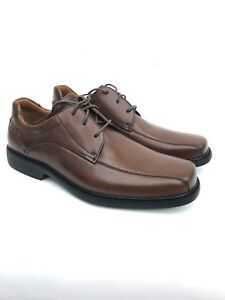 7 Mens Uk Misura Leather Shoes Office Clarks Up Formal 5 8 Lace 8zTd8gq