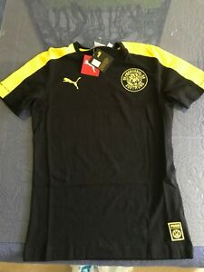 PUMA International Soccer Boys Borussia Dortmund Licensed Stadium Jersey
