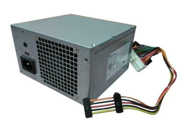 Dell Inspiron 620 N6H3C L300NM-00 PS-6301-05D 300W Power Supply Tested