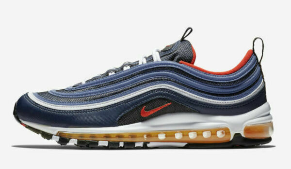 Size 9 - Nike Air Max 97 Midnight Navy 2018 for sale online | eBay