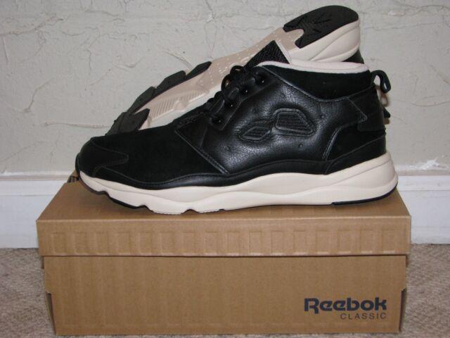 Reebok Furylite Chukka Leather Black