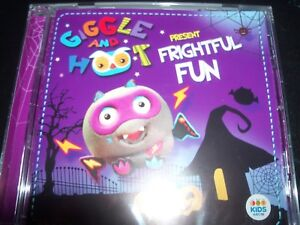 Giggle-And-Hoot-Present-Frightful-Fun-CD-New