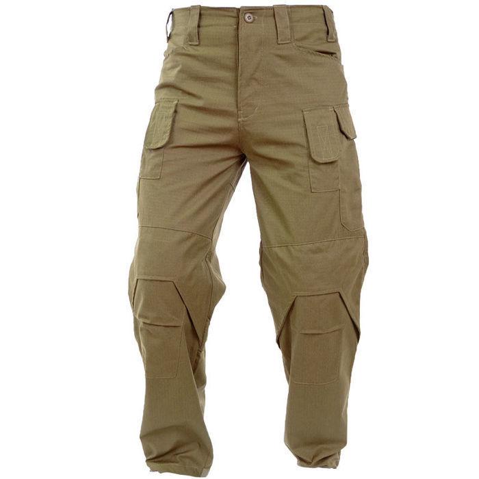 MFH Inserto Pantaloni missione lavoro pantaloni casual Security Coyote