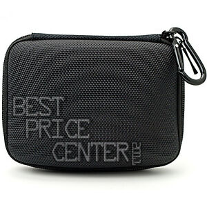 Black Protective Hard Container Carry Pouch for Diabetic