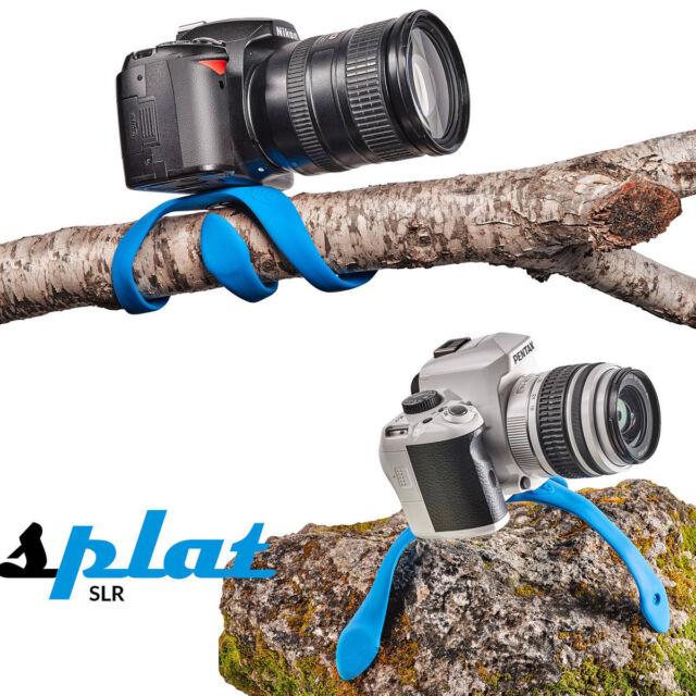 Miggo SPSLRBL60 Splat Flexible Mini Tripod for SLR Cameras with Bendable Legs