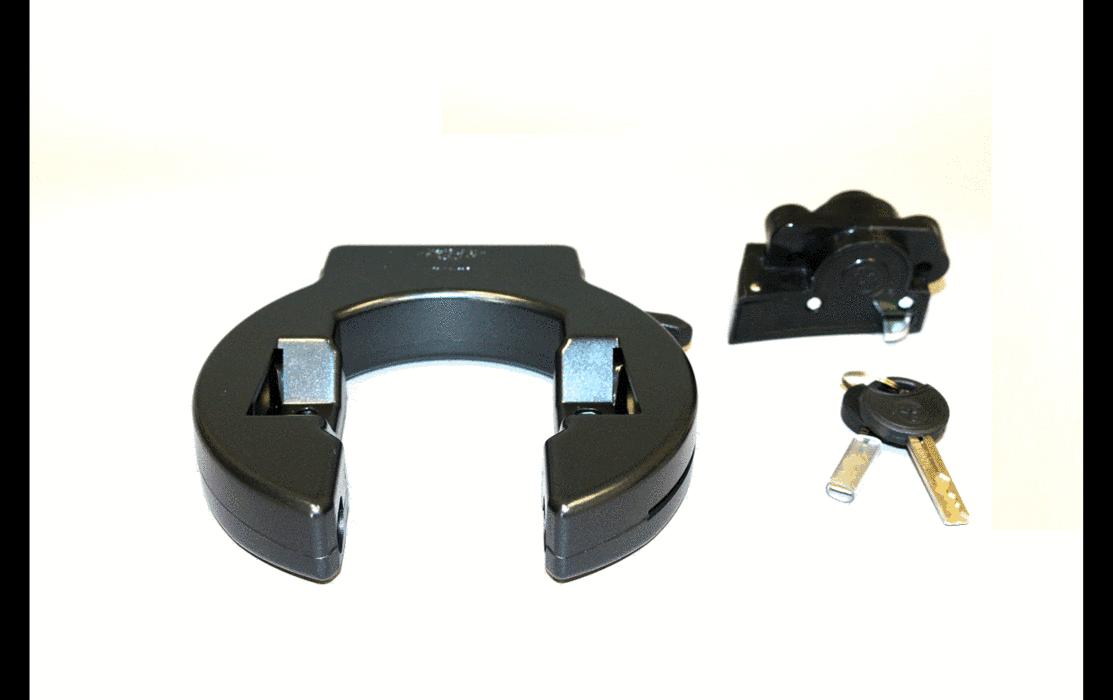 Ebike rahmenfelgenschloß and batterieschloß FOR IMPULSE & Panasonic
