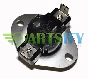b74eb444403e Details about NEW 3387134, AP3131939 FITS WHIRLPOOL KENMORE SEARS CLOTHES  DRYER THERMOSTAT
