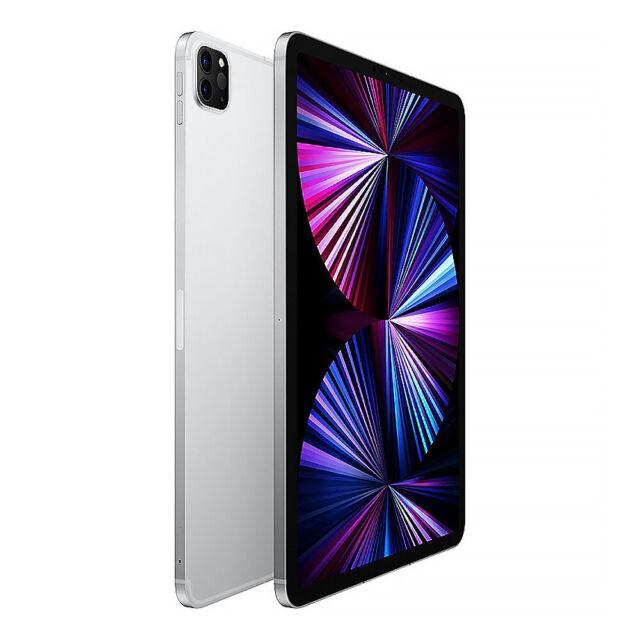 """Apple iPad Pro 11"""" Wi-Fi + Cellular 2021 256 GB silber -Tablet- NEU! **"""
