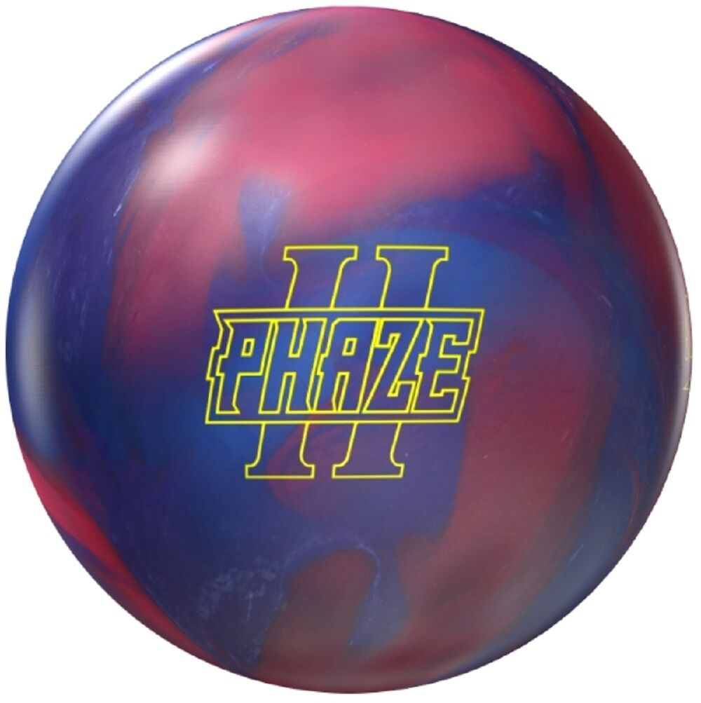 14lb Storm PHAZE II Solid Reactive Bowling Ball New