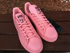 on sale b230c 84635 Adidas Raf Simons Stan Smith mens shoes sneakers salmon pink F34269 size 12