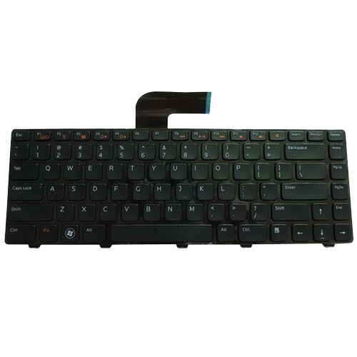 US Keyboard for Dell XPS L502X, Inspiron 14z N411Z 3520 Laptops - Replaces X38K3