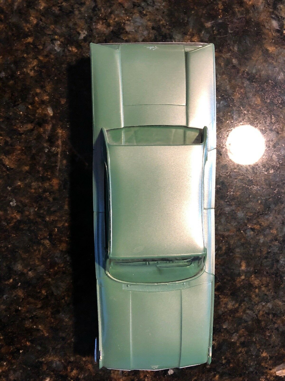 AMT 1960 FORD FAIRLANE GALAXIE Dealer Promo Green 4 Doors Hardtop