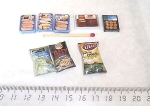 8-Miniatures-Aliments-factices-Maison-Poupee-Vitrine-Doll-House-Food-Barbie-1-12