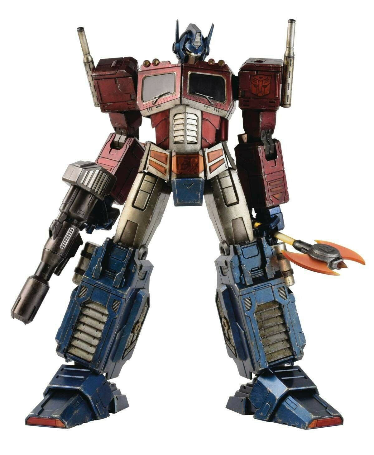 Transformers Optimus Prime Collectible Figure