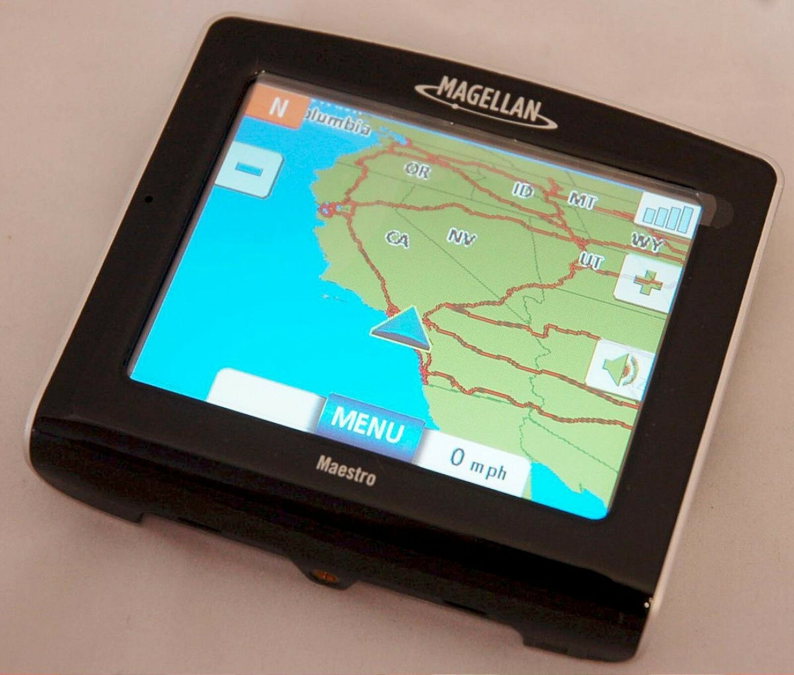 magellan maestro 3250 automotive mountable ebay rh ebay com Magellan Maestro 3100 Manual Magellan GPS Account